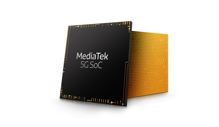 MediaTek Launches New 5G SoC for First Wave of 5G Flagship Smartphones