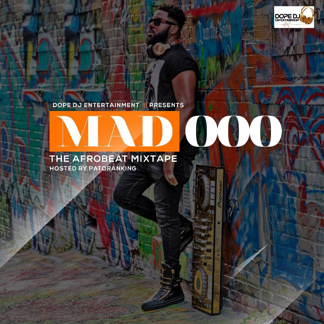 Cool Dj Jamstar – Madooo (The Afrobeat Mixtape) #Arewapublisize
