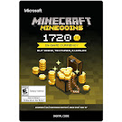 Minecraft Minecraft 1720 Minecoins Pack Video Game Item