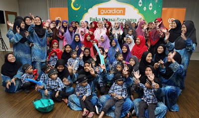 GUARDIAN MALAYSIA GIVES 100 CHILDREN EXCLUSIVE RAMADAN OUTING