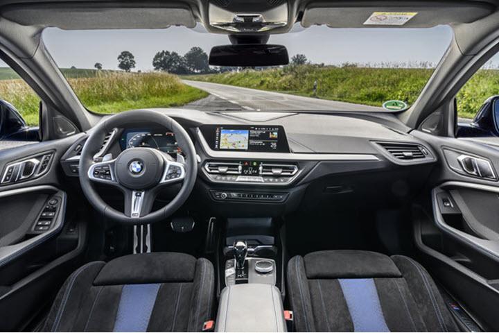 BMW M135i xDrive về Việt Nam 'đấu' Mercedes-AMG A35