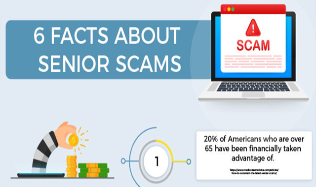 6 Facts About Senior Scams