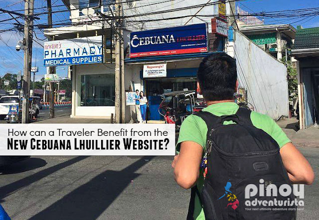 the New Cebuana Lhuillier Website