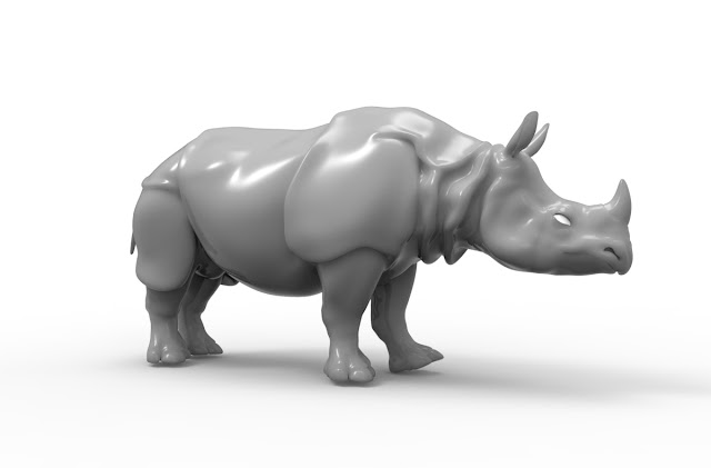 Rhino 3d model free download