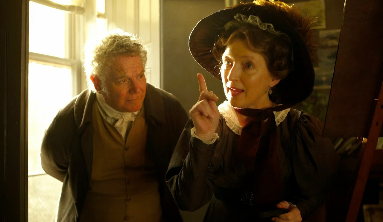 mr turner-paul jesson-lesley manville