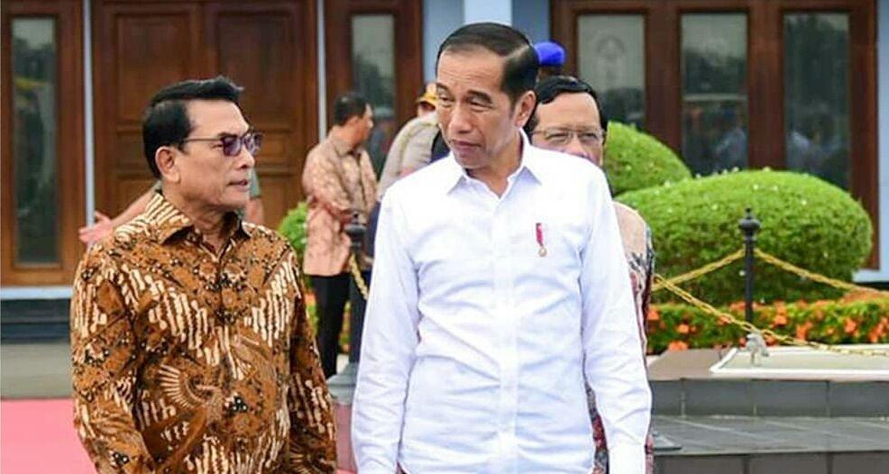 Ternyata Ini Alasan Moeldoko Tak Lapor Jokowi Soal Tawaran Jadi Ketum Demokrat KLB