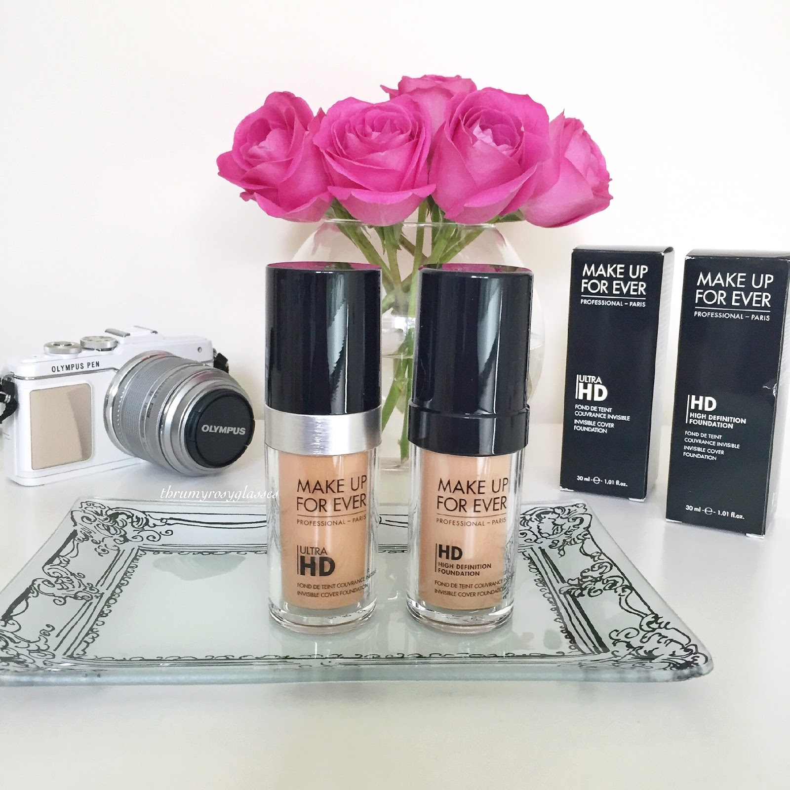 Hd makeup forever foundation