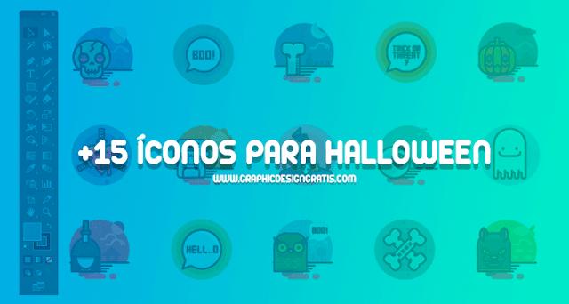 descargar íconos para halloween 2018 gratis