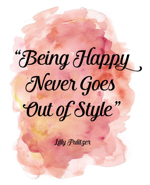 Style Never Goes Out Of Fashion Quote