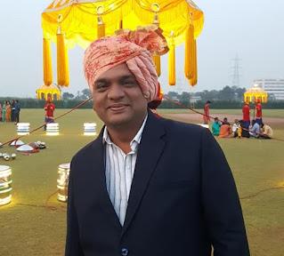 dharmesh kakadiya Bjp