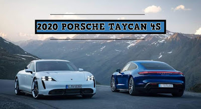 2020 Porsche Taycan 4S | Price, Launch Date in India | Porsche Mission E