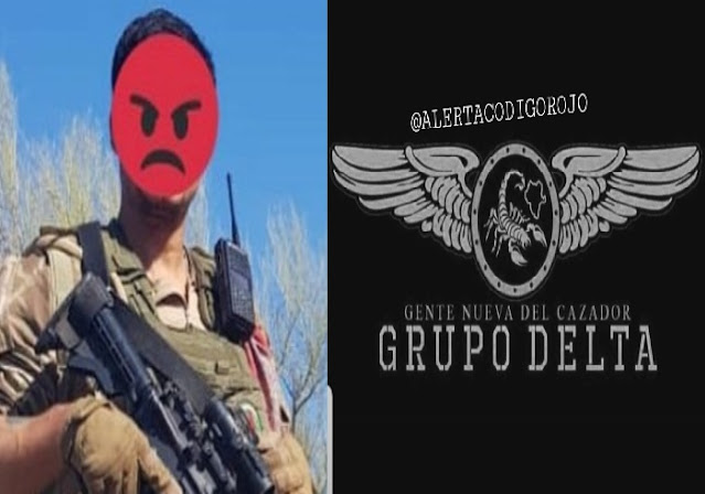 Fotos; El Durango El Sicario de El CJNG que le juega al influencer y hasta hace en vivos