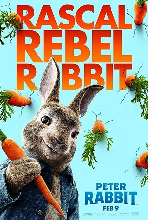 Pedro Coelho - Peter Rabbit BluRay