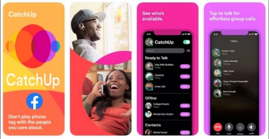 تطبيق CatchUp |ما هو تطبيق كاتشآب الجديد من فيسبوك وما هي مميزاته2020
