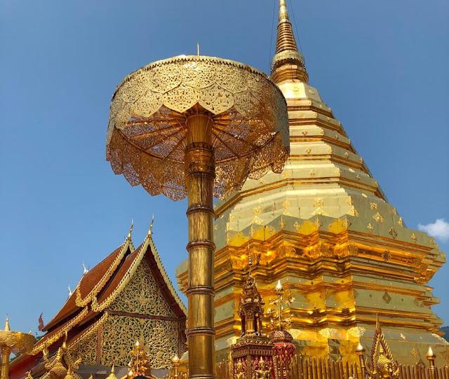 Wat Phra That Doi Suthep - Tailandia