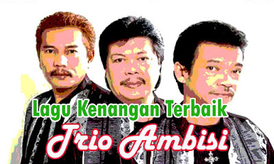 Lagu Rohani TRIO AMBISI Full Album Mp3