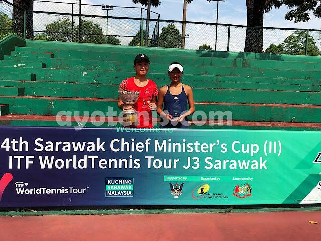 Usai Juara ITF Sarawak J3, Janice Tjen Lanjut Tampil di Selangor, Perlis, Surabaya dan Jakarta