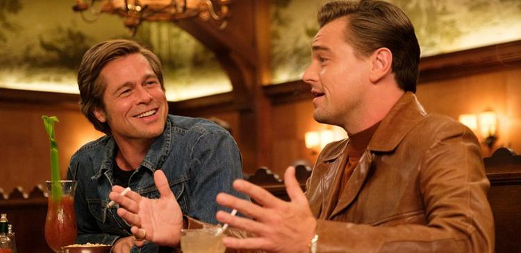 Quentin Tarantino Nominee Best Picture