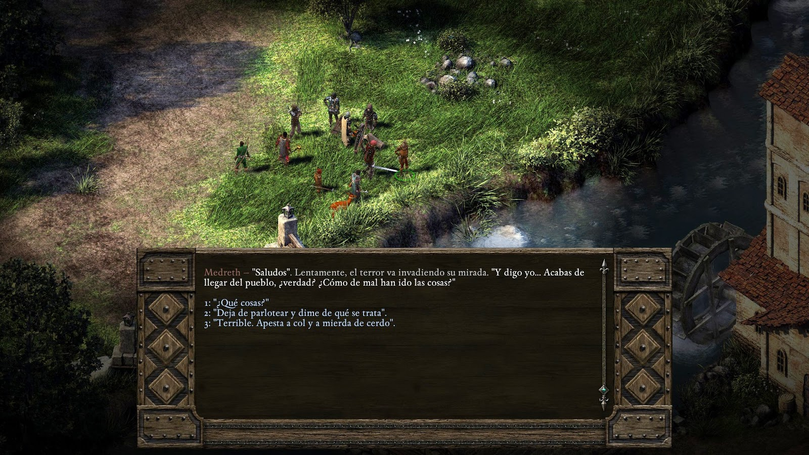 Pillars of Eternity juego completo 1 link mg 4s