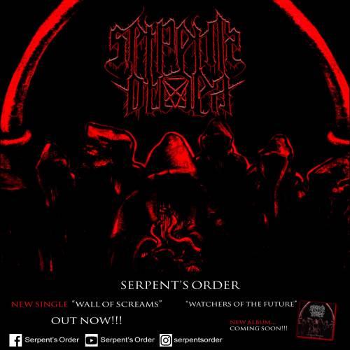 "SERPENT'S ORDER: Lyric video γα το νέο single ""Wall of screams"""