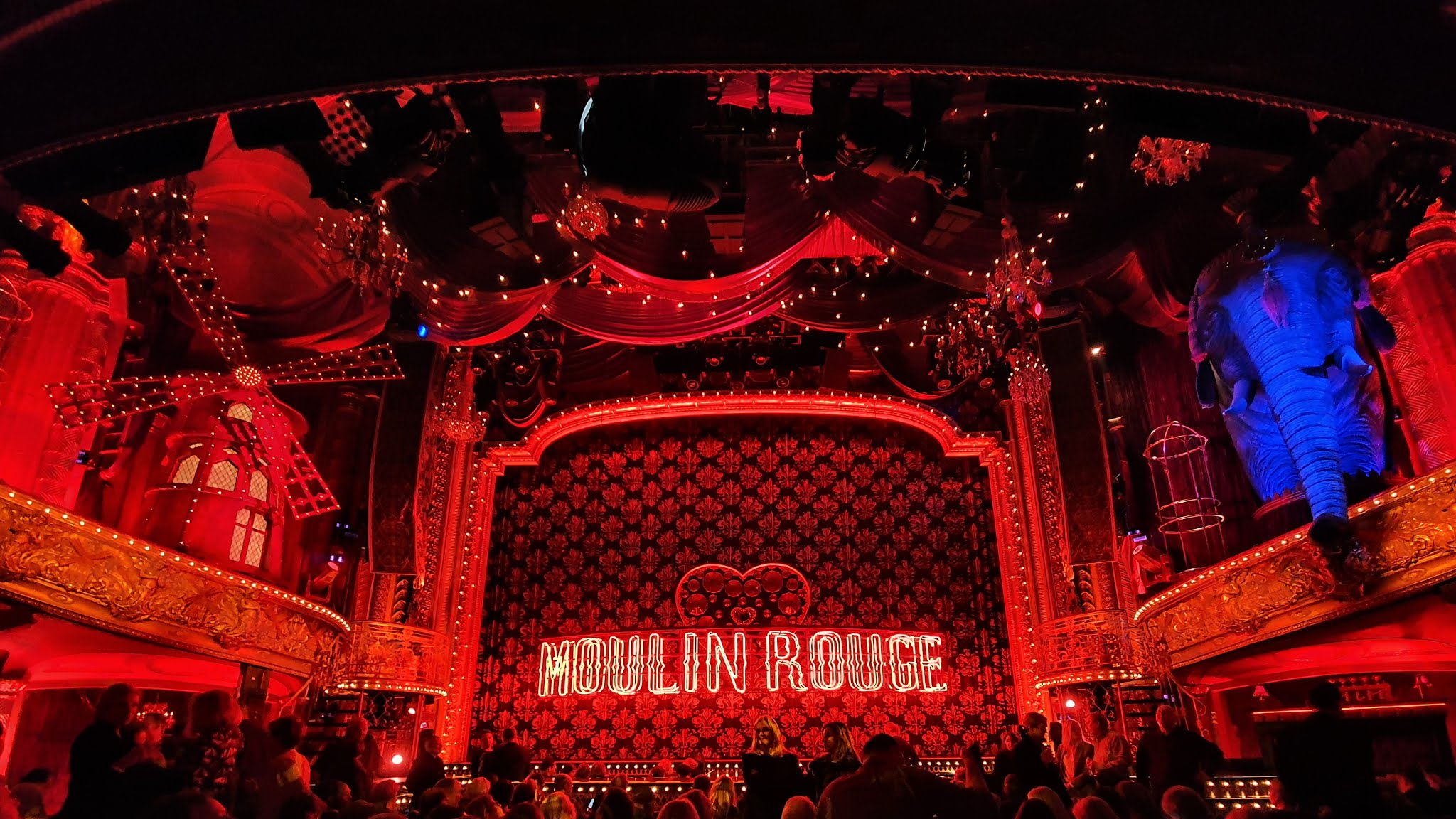 Moulin Rouge, Broadway, New York City
