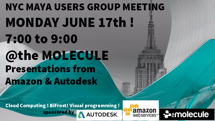 NY Maya Users Group
