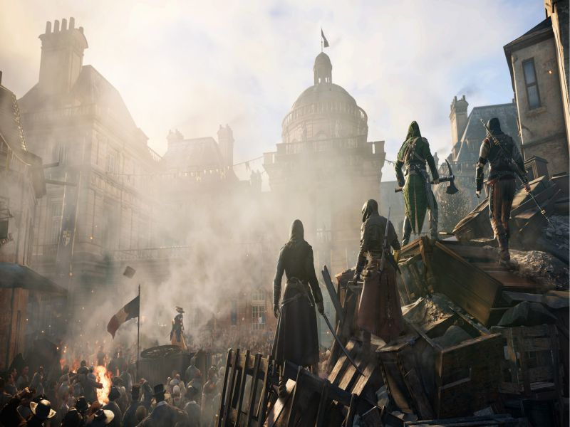 Download Assassin's Creed Unity Free Full Game For PC