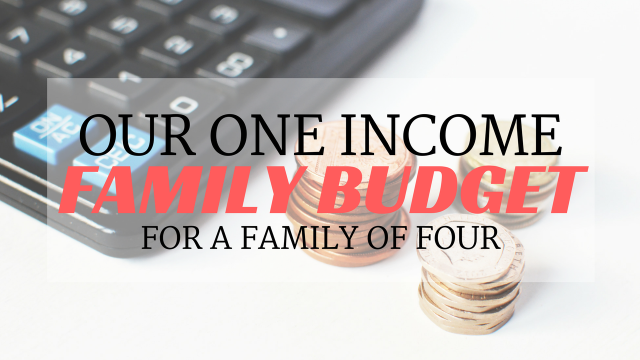 our one income family budget february 2018 rolling with marbles