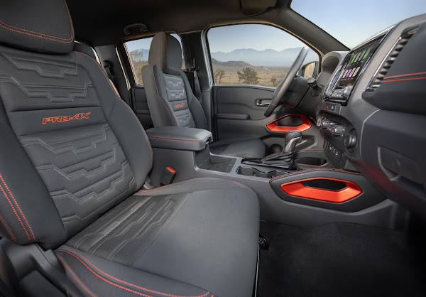 Nova Nissan Frontier 2022 é apresentada nos EUA - fotos e detalhes