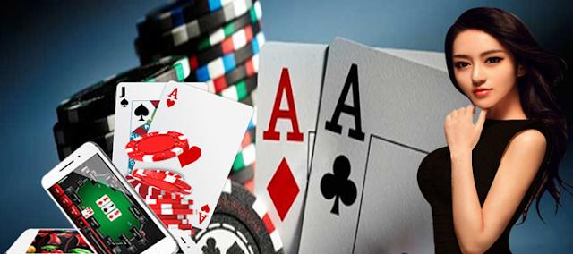 Situs game poker dan bandarq terbaik di indonesia