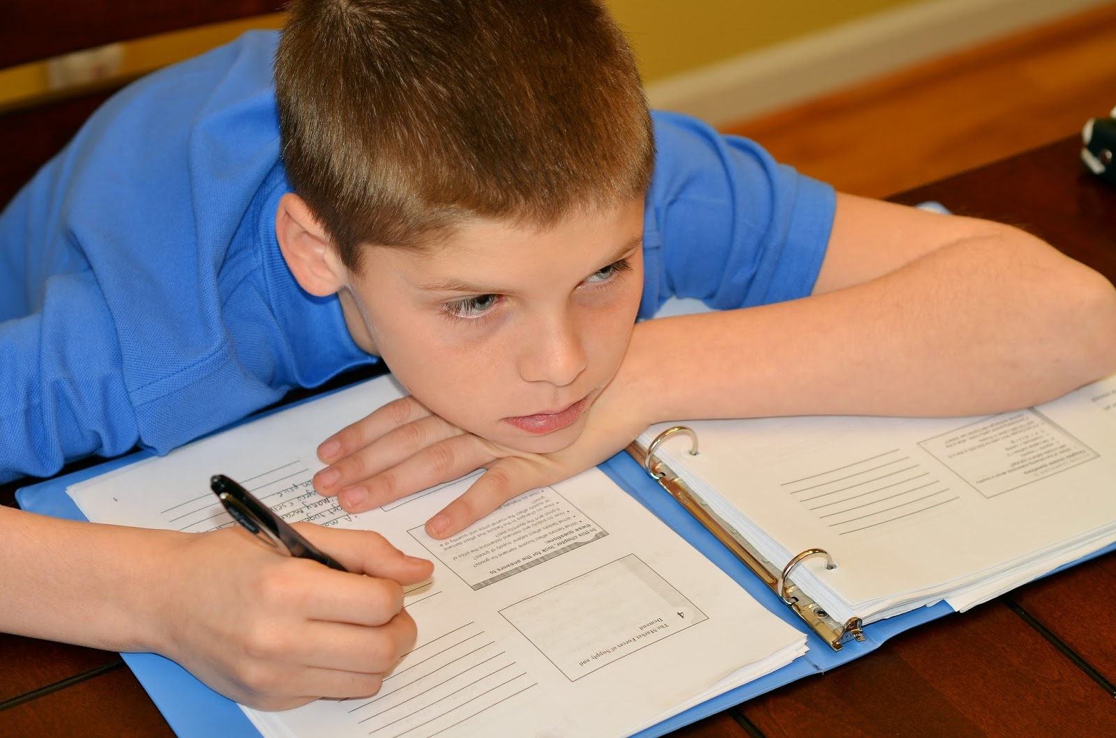 Tips On How To Help Your Child With Homework