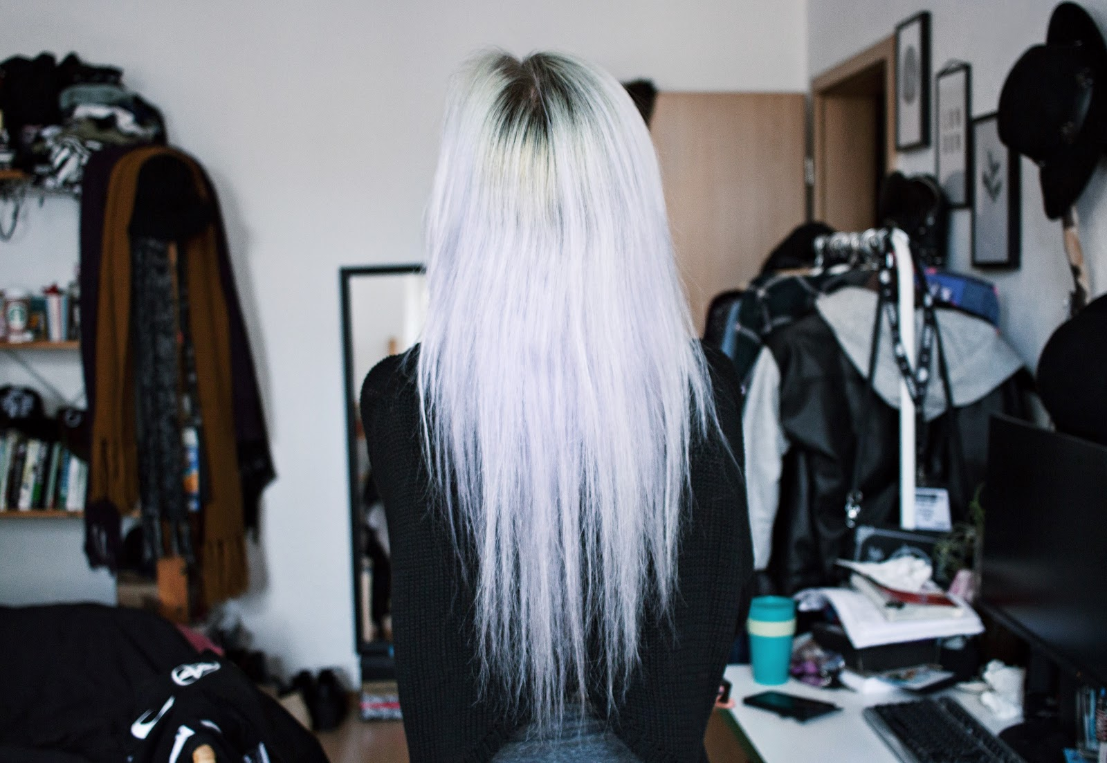 Why Whitesilver Hair Can Be Really Stressful Sometimes Fanola No