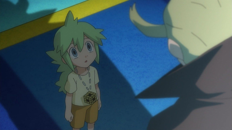 N Criança Anime Pokémon