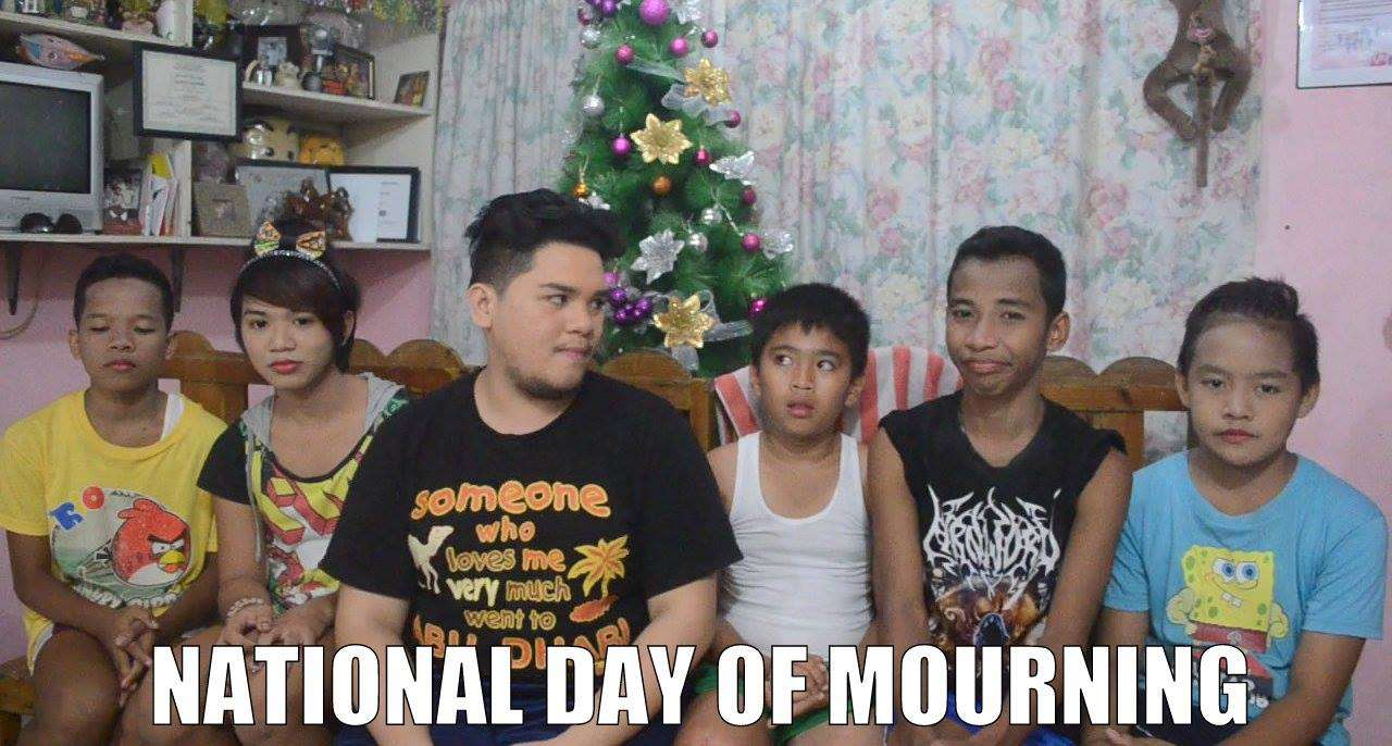 National Day of Mourning Wishes Pics