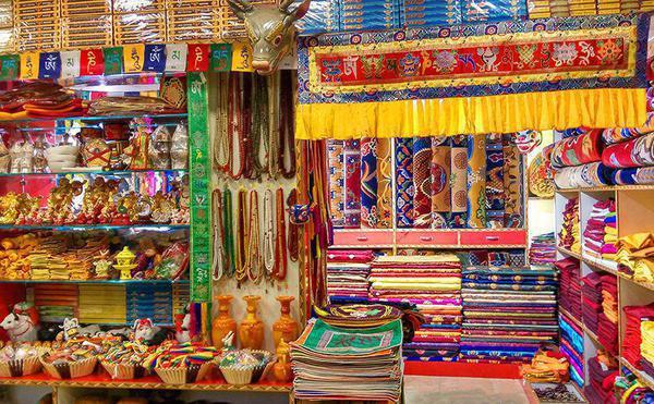 Tibetan Handicrafts Centre Dalhousie