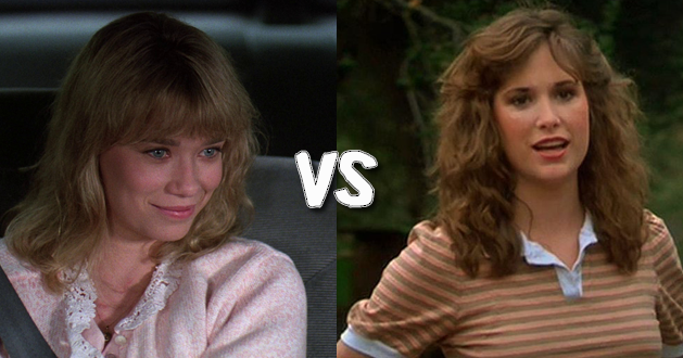 Crystal Lake Vw >> BRACKET CHALLENGE: Round 1, Tina Shepard vs Chris Higgins - Friday The 13th: The Franchise