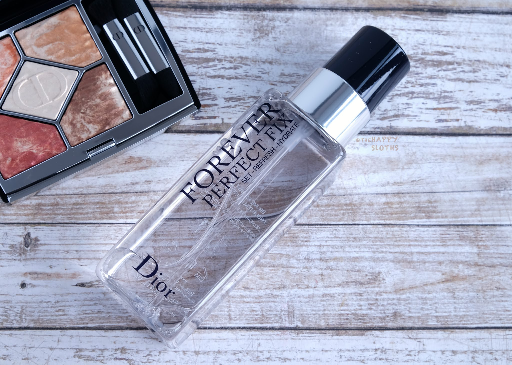 Dior Summer 2021 | Forever Perfect Fix Setting Spray: Review