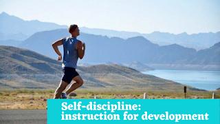 Self-discipline: instruction for development