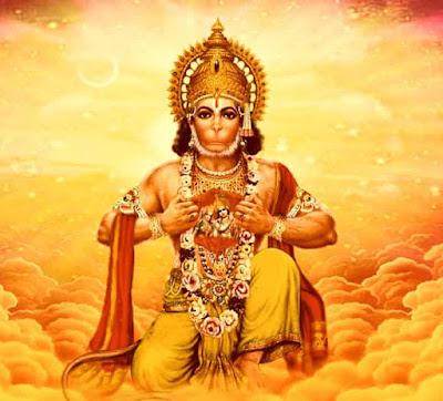 Shree Hanuman Stuti
