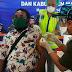 Ketua Dewan Adat Papua Domberai Zakarias Horota Turut Divaksin COVID-19