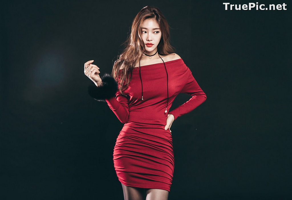 Image Korean Beautiful Model – Park Jung Yoon – Fashion Photography #5 - TruePic.net - Picture-2