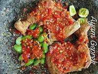 Resep Masakan Menu Ayam Ala Restoran