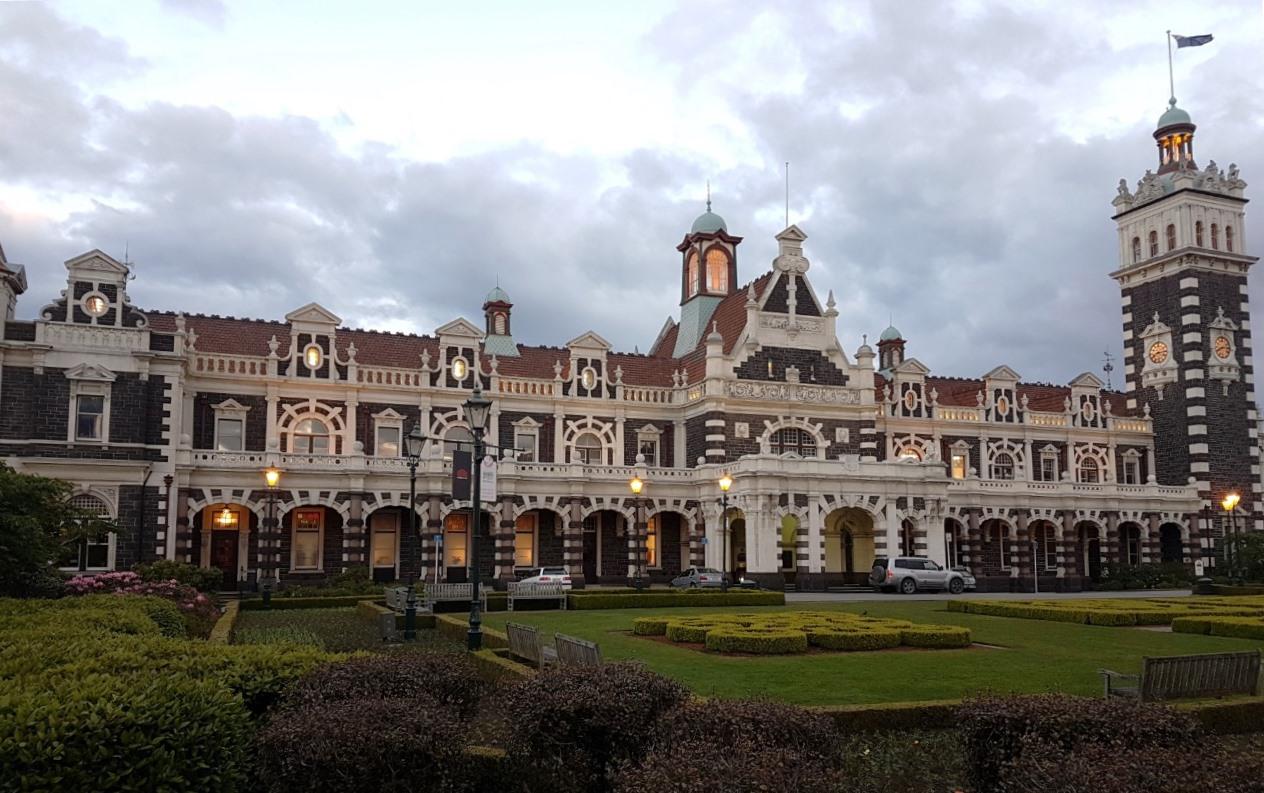 Relato de viagem de motorhome pela Nova Zelândia: Dias 28 e 29 - Dunedin