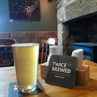 Twice Brewed Beer - Carrie Gault 2018