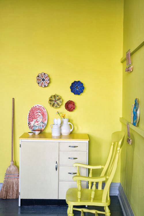 Light Color Design: Farrow and Ball's New Colors
