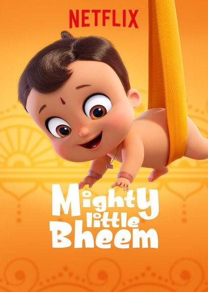 Mighty Little Bheem Hindi (Dub) 720p/480p