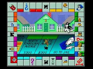 snes monopoly