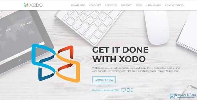 Xodo : une excellente application pour annoter ses fichiers PDF