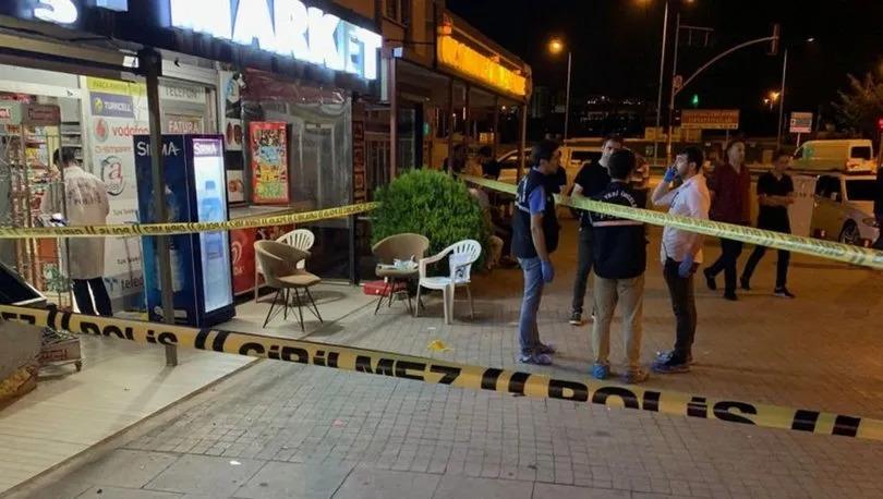 Silahlı saldırıya uğrayan market sahibi hayatını kaybetti