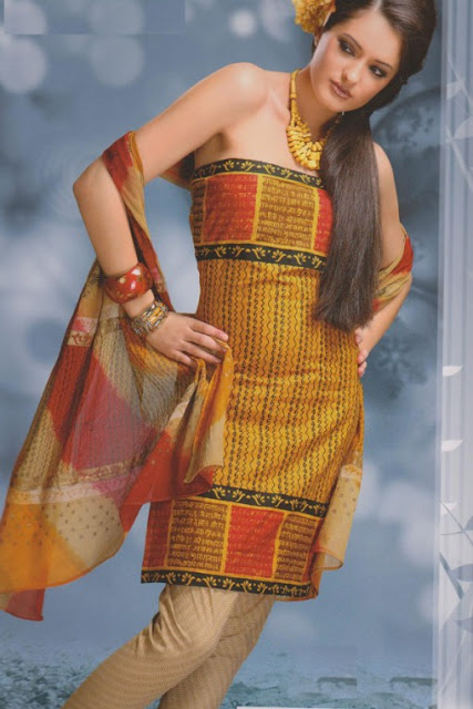 Casual Salwar With Designer Kameez